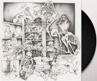 LOCKS Skeletal Blues Vinyl Record LP Zen Ten 2018